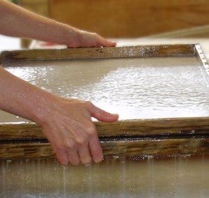 Moulin de Kereon creation papier lin et chanvre